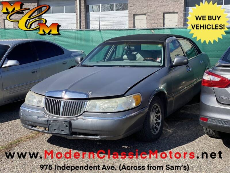 2002 Lincoln Town Car for sale in Grand Junction, CO