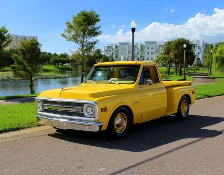 1969 Chevrolet C/K 10 Series for sale at P J'S AUTO WORLD-CLASSICS in Clearwater FL