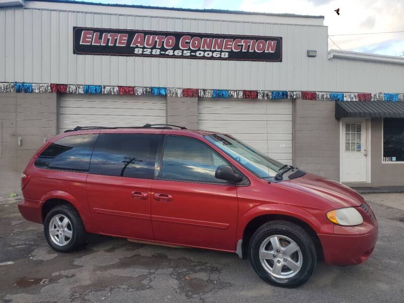 2006 Dodge Grand Caravan for sale at Elite Auto Connection in Conover NC