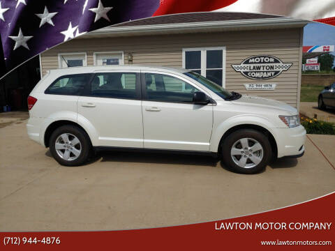 2015 Dodge Journey for sale at Lawton Motor Company in Lawton IA