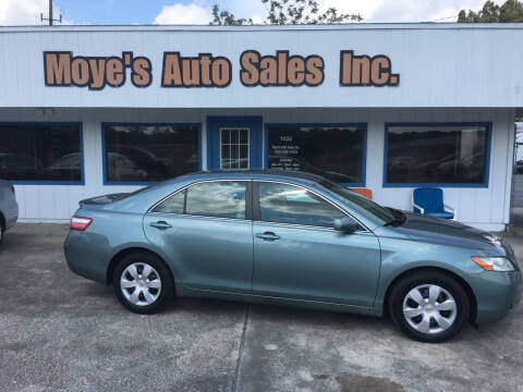 2007 Toyota Camry for sale at Moye's Auto Sales Inc. in Leesburg FL