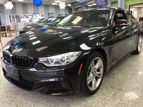 2015 BMW 4 Series for sale at EUROPEAN AUTO EXPO in Lodi NJ