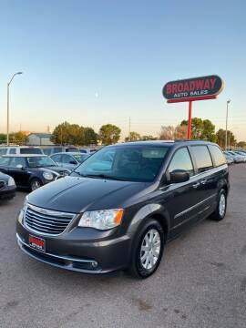 2015 Chrysler Town and Country for sale at Broadway Auto Sales in South Sioux City NE