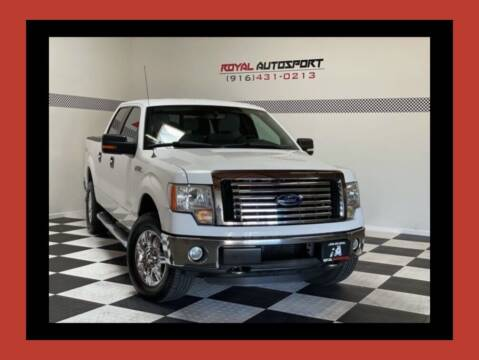 2012 Ford F-150 for sale at Royal AutoSport in Sacramento CA