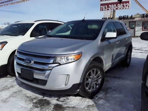 2011 Ford Edge for sale at Affordable 4 All Auto Sales in Elk River MN