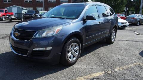 2013 Chevrolet Traverse for sale at Just In Time Auto in Endicott NY