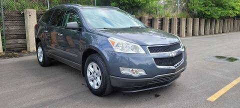2012 Chevrolet Traverse for sale at U.S. Auto Group in Chicago IL