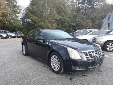 2012 Cadillac CTS for sale at Select Luxury Motors in Cumming GA