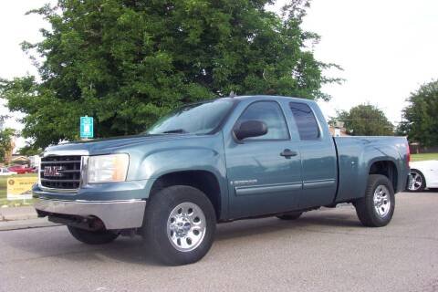 2008 GMC Sierra 1500 for sale at Park N Sell Express in Las Cruces NM