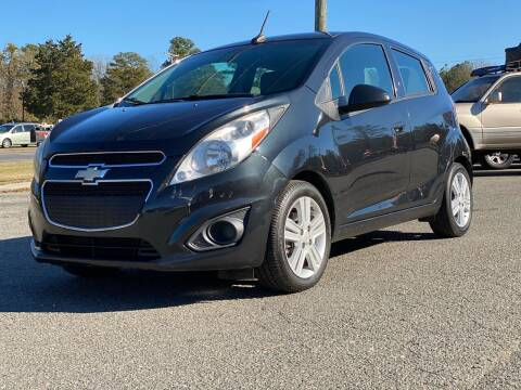 2014 Chevrolet Spark for sale at CVC AUTO SALES in Durham NC