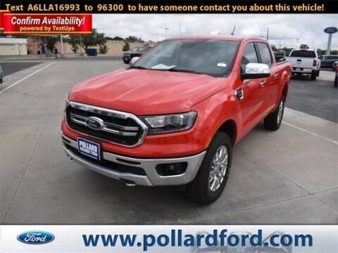 2020 Ford Ranger for sale at South Plains Autoplex by RANDY BUCHANAN in Lubbock TX
