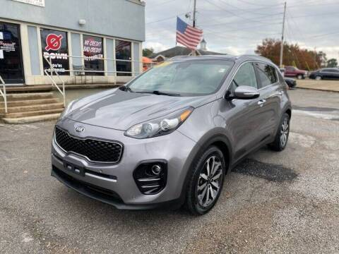 2017 Kia Sportage for sale at Bagwell Motors in Lowell AR