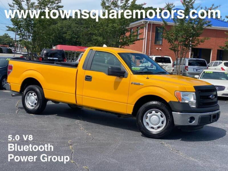 2013 Ford F-150 for sale at Town Square Motors in Lawrenceville GA