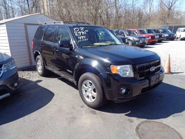 2008 Ford Escape for sale at MR DS AUTOMOBILES INC in Staten Island NY