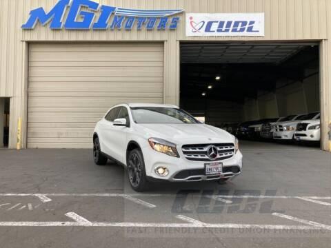 2020 Mercedes-Benz GLA for sale at MGI Motors in Sacramento CA