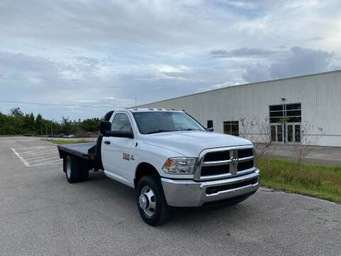 2014 RAM Ram Chassis 3500 for sale at Prestige Auto of South Florida in North Port FL
