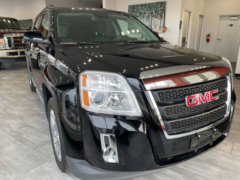 2013 GMC Terrain for sale at Evolution Autos in Whiteland IN