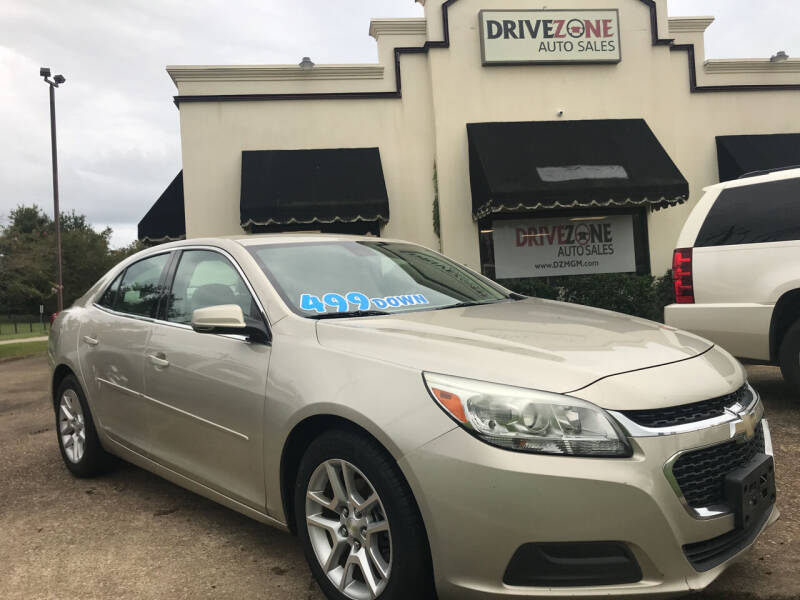 2014 Chevrolet Malibu for sale at DRIVE ZONE AUTOS in Montgomery AL