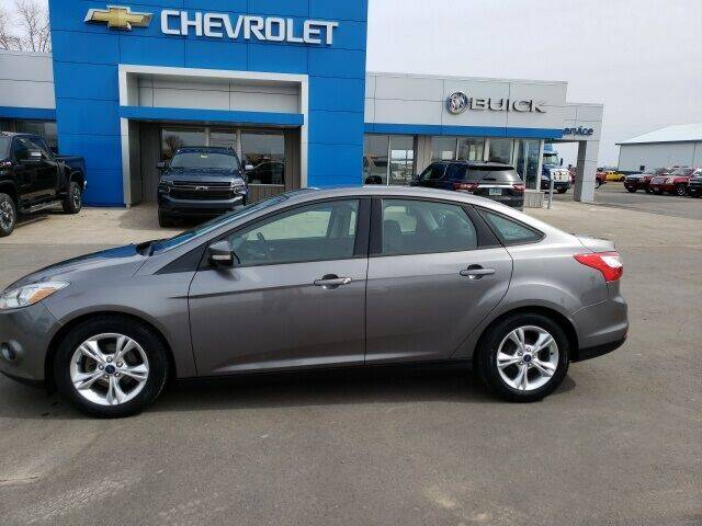 2014 Ford Focus for sale at Finley Motors in Finley ND