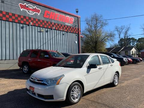 2011 Ford Focus for sale at Chema's Autos & Tires in Tyler TX