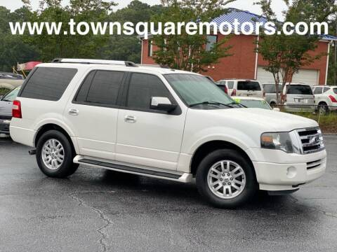 2014 Ford Expedition for sale at Town Square Motors in Lawrenceville GA
