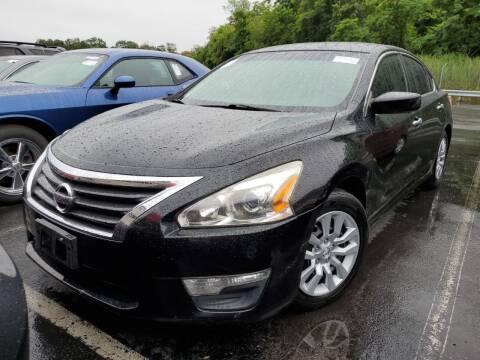 2013 Nissan Altima for sale at L & S AUTO BROKERS in Fredericksburg VA