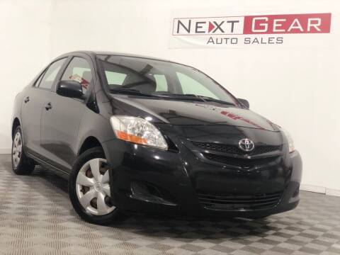 2008 Toyota Yaris for sale at Next Gear Auto Sales in Westfield IN