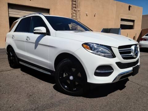 2017 Mercedes-Benz GLE for sale at Arizona Auto Resource in Tempe AZ
