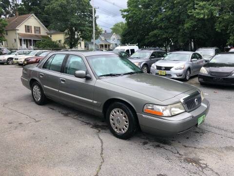 2003 Mercury Grand Marquis for sale at Emory Street Auto Sales and Service in Attleboro MA
