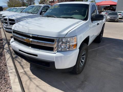 2012 Chevrolet Silverado 1500 for sale at Legend Auto Sales in El Paso TX