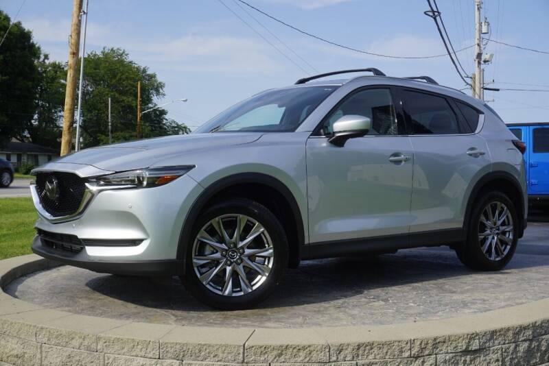 2019 Mazda CX-5 for sale at Platinum Motors LLC in Heath OH