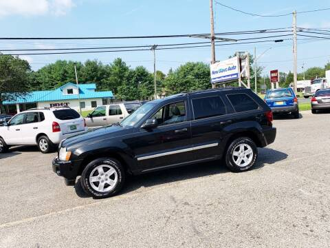 2005 Jeep Grand Cherokee for sale at New Wave Auto of Vineland in Vineland NJ