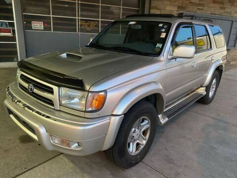 2000 Toyota 4Runner for sale at Car Planet Inc. in Milwaukee WI