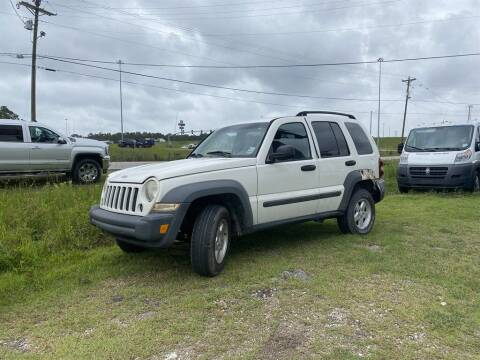 2007 Jeep Liberty for sale at Direct Auto in D'Iberville MS