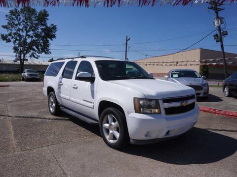 2007 Chevrolet Suburban for sale at BLUE RIBBON MOTORS in Baton Rouge LA