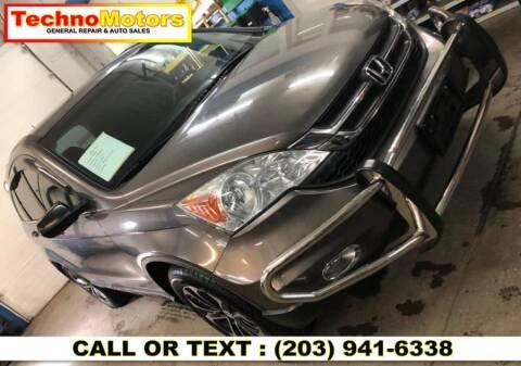 2010 Honda CR-V for sale at Techno Motors in Danbury CT