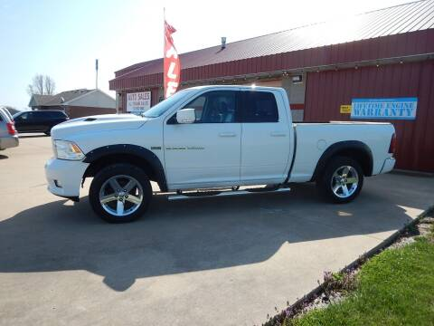 2011 RAM Ram Pickup 1500 for sale at All Terrain Sales in Eugene MO