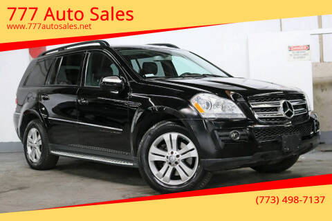 2009 Mercedes-Benz GL-Class for sale at 777 Auto Sales in Bedford Park IL