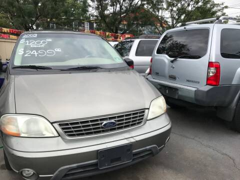 2003 Ford Windstar for sale at Chambers Auto Sales LLC in Trenton NJ