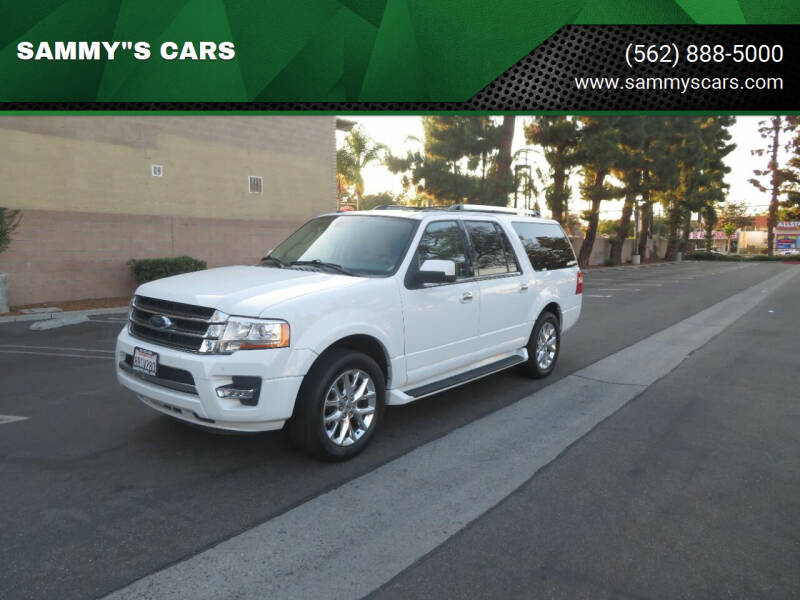 """2017 Ford Expedition EL for sale at SAMMY""""S CARS in Bellflower CA"""