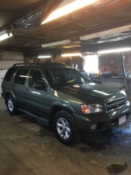 2004 Nissan Pathfinder for sale at Lavictoire Auto Sales in West Rutland VT