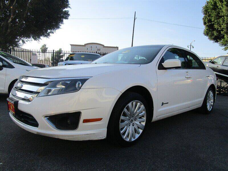 2011 Ford Fusion Hybrid for sale in Panorama City, CA