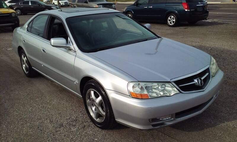 2002 Acura TL for sale at Pinellas Auto Brokers in Saint Petersburg FL