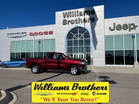 2020 RAM Ram Pickup 1500 for sale at Williams Brothers - Pre-Owned Monroe in Monroe MI