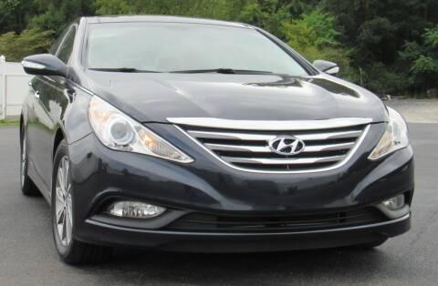 2014 Hyundai Sonata for sale at Car Culture in Warren OH