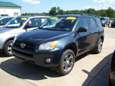 2011 Toyota RAV4 for sale at Summit Auto Inc in Waterford PA