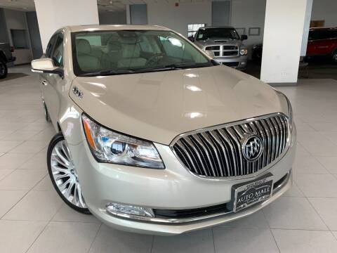 2015 Buick LaCrosse for sale at Auto Mall of Springfield in Springfield IL