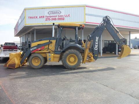 2016 John Deere 310SL Backhoe for sale at Classics Truck and Equipment Sales in Cadiz KY