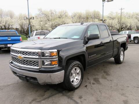 2015 Chevrolet Silverado 1500 for sale at Low Cost Cars North in Whitehall OH