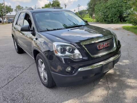2010 GMC Acadia for sale at Auto Hub in Grandview MO